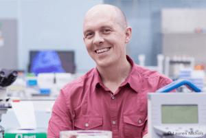 Lab headshot of Rob Dunn