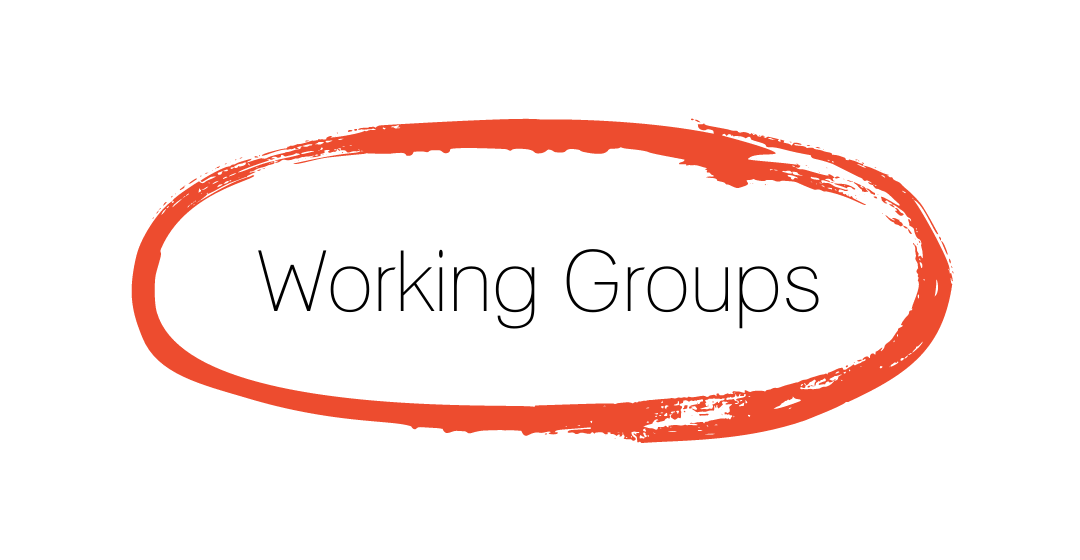 Working Groups [black text on white background]