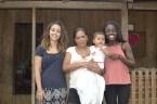 Jess (Volunteer), Idai, Dairreen, Awo (volunteer)