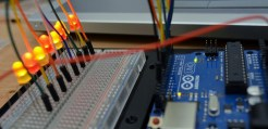trying out Arduino