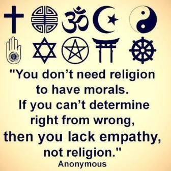 Religion and Empathy