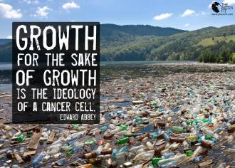 Growth is cancer
