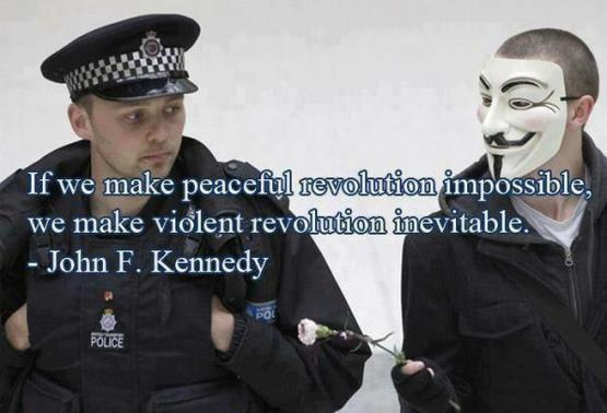 Kennedy's quote