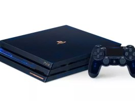 ©Sony Interactive Entertainment 500 Million Limited Edition PS4 Pro