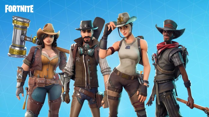 ©epicgames Cross-Plattform Gaming Fortnite Android App