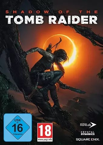 ©Square Enix Shadow of the Tomb Raider Let's Play Shadow of the Tomb Raider Kritik Tomb Raider Lara Croft