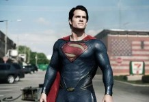 ©Warner Bros. Henry Cavill Superman DC