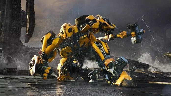 @Paramount TRANSFORMERS: THE LAST KNIGHT Bumblebee Trailer