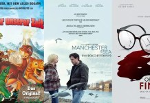 Manchester by the Sea, Operation Finale, In einem Land vor unserer Zeit