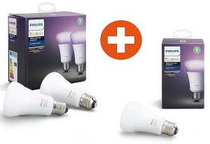 Philips Hue White and Color Ambiance RGBW LED E27
