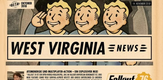 Fallout 76 Let's Play