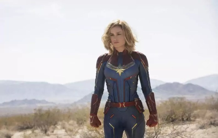 ©The Walt Disney Company Germany GmbH Captain Marvel Trailer Captain Marvel Filmstart