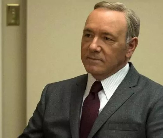©David Giesbrecht / Netflix / MGN Kevin Spacey House of Cards