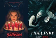 ©Netflix Der Gefangene Tidelands Chilling Adventures of Sabrina Serien Trailer Time