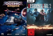 ©Focus Entertainment ©Capcom Battlefleet Gothic Armada 2 Resident Evil 2 Remake Games Trailer Time