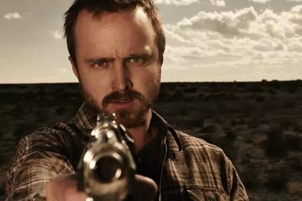 ©AMC/Netflix Breaking Bad Film Bryan Cranston Aaron Paul