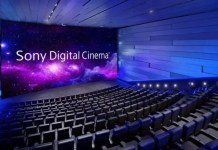 ©Sony Digital Cinema Kino Technik