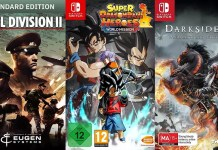©Eugen Systems ©Bandai Namco ©THQ Nordic steel division 2 super dragon ball heroes world mission darksiders warmastered edition games trailer time