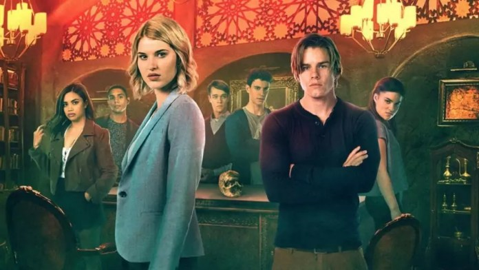 ©Netflix The Order Kritik The Order Review Netflix The Order Serie