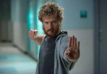 Prodigal Son, Iron Fist, Game of Thrones, Finn Jones