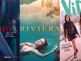 ©Netflix ©Sky Atlantic ©Starz what if riviera vida serien trailer time
