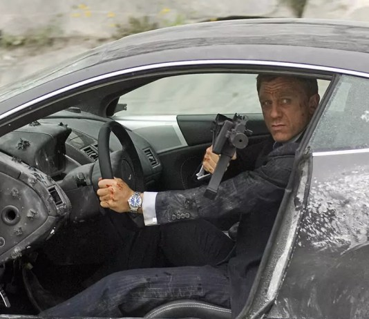 ©MGM/Columbia Pictures Daniel Craig James Bond 25 verschoben