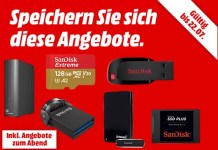 ©Media Markt Speicherwoche