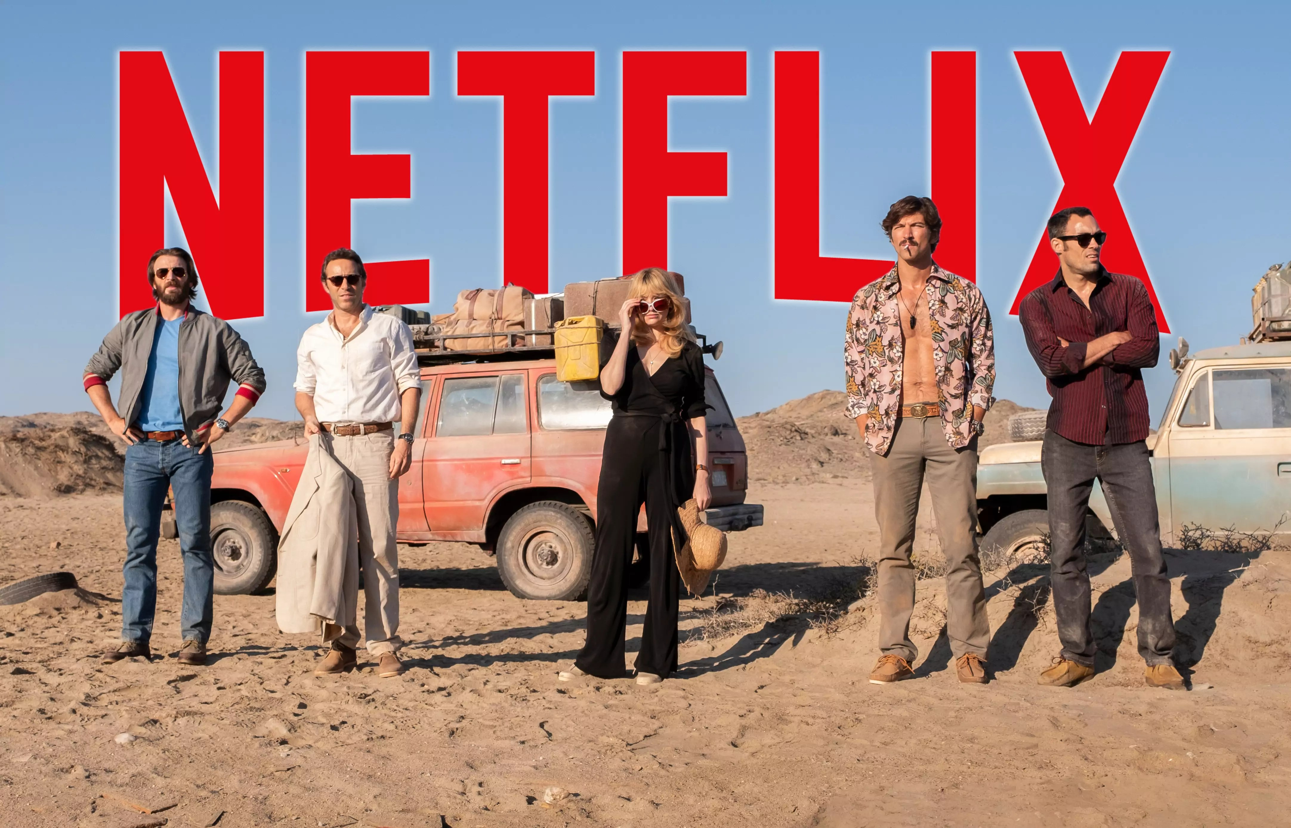 The Red Sea Diving Resort, The Red Sea Diving Resort Netflix, The Red Sea Diving Resort Kritik