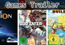 ©Perp Games ©Bandai Namco ©Square Enix ,The Station , God Eater 3 , Dragon Quest Builders 2 , Games Trailer Time