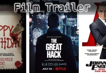 ©Universal Pictures ©Netflix ©Universal Pictures , Happy Deathday , Cambridge analyticas großer hack , johnny english man lebt nur dreimal , film trailer time