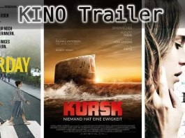 ©Universal Pictures ©Wild Bunch ©Kinostar , Yesterday , Kursk , My Days of Mercy , Kino Trailer Time
