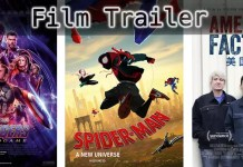 ©The Walt Disney Company ©Sony Pictures ©Participant Media , Avengers endgame , spider-man a new universe , american factory , film trailer time