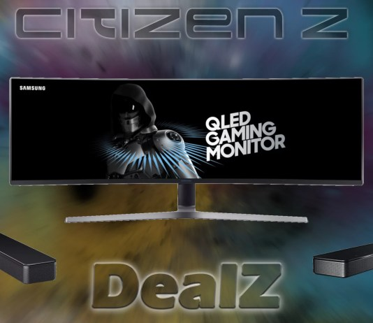 ©CitizenZ DealZ Samsung C49HG90DMU Bose