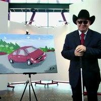 Un peintre aveugle: Esref Armagan