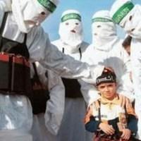 Futur kamikaze Palestinien?