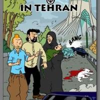 Tintin à Téhéran