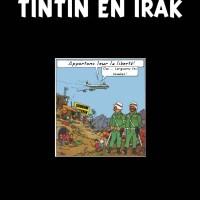 """une B.D. complète: """"Tintin en Irak"""" par Youssouf"""
