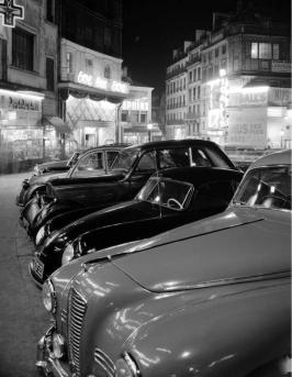 Paris - Pigalle 1957