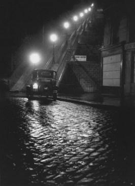 Paris, Willy Ronis, 1934