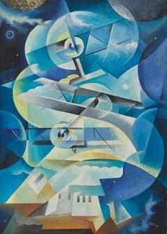 Vol futuriste, 1929