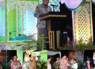 Tanjung Selor Hilir Raih Juara Umum MTQ Tingkat Kecamatan Ke-15