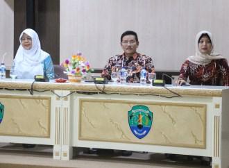 DP3AP2KB Bulungan Gelar Workshop Peningkatan Peran Perempuan Dalam Pengambilan Keputusan