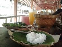 Nasi Putih Beras Lokal