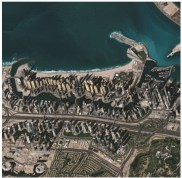 Citra Satelit Pleiades - Dubai, United Arab Emirates. (c) ASTRIUM