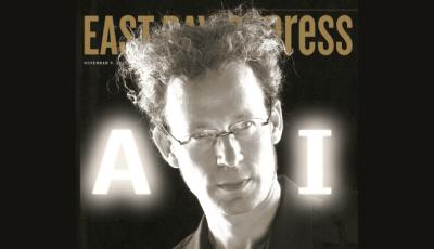 CITRIS Researcher Ken Goldberg featured in East Bay Express