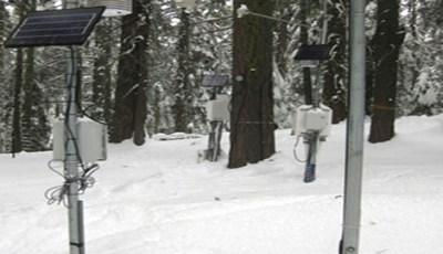 Mountain Snow: Measuring California's Water Supply