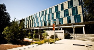 photo of UCSC building