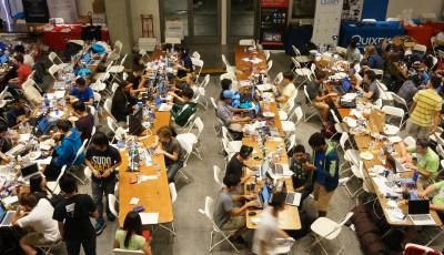 CITRIS Awards Prizes for Inaugural CalHacks, Nation's Largest Collegiate Hackathon
