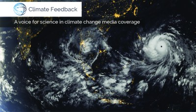 Climate Feedback paving the way for science-based climate change reporting