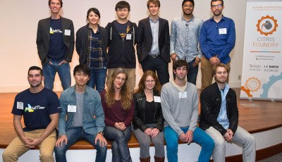 Demo Day Celebrates Graduating Cohort of CITRIS Foundry Startups